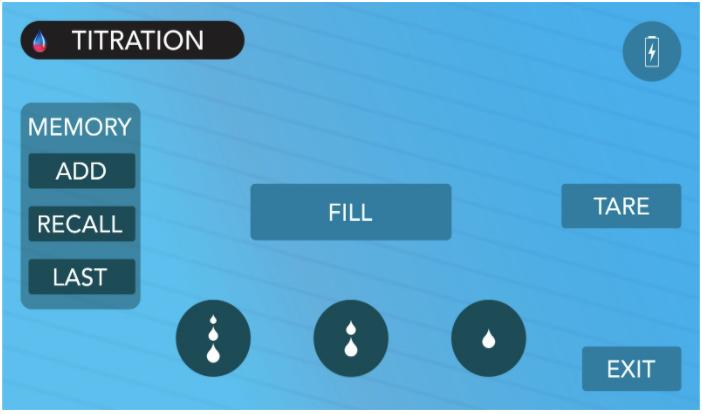 Burette software for Titration