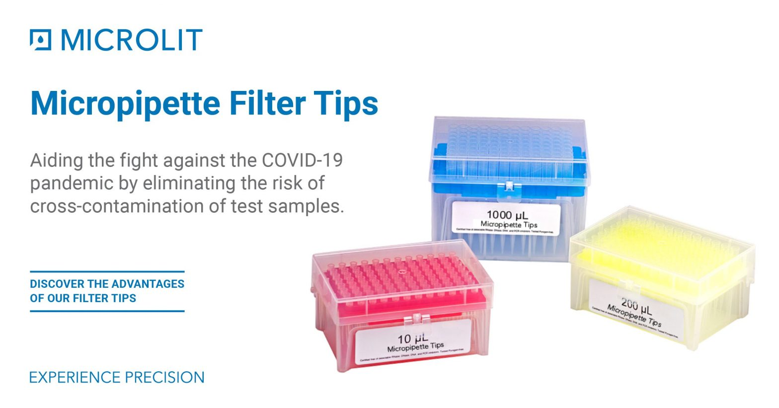 Micropipette Filter tips
