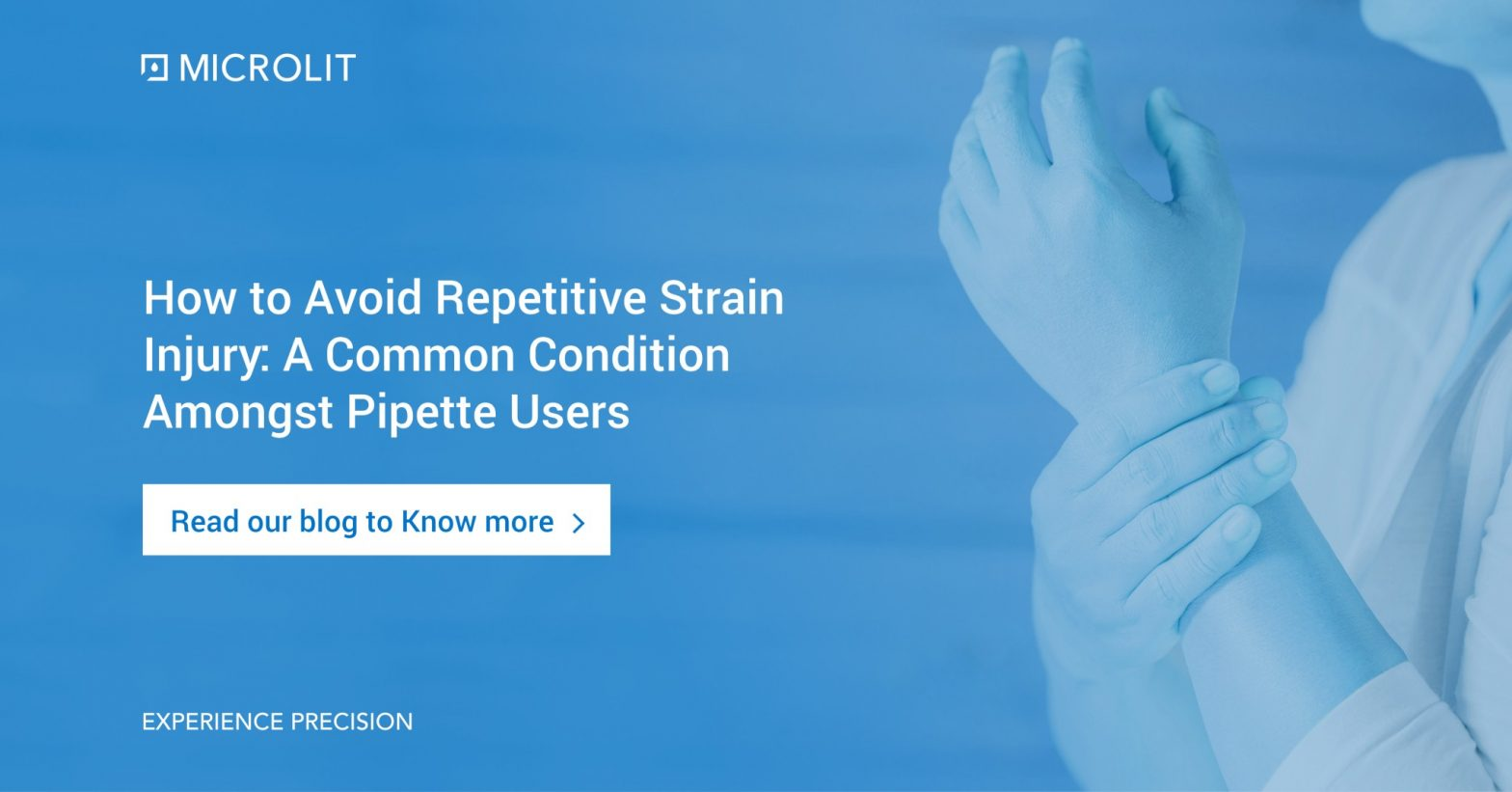 How to avoid repetitive strain injury
