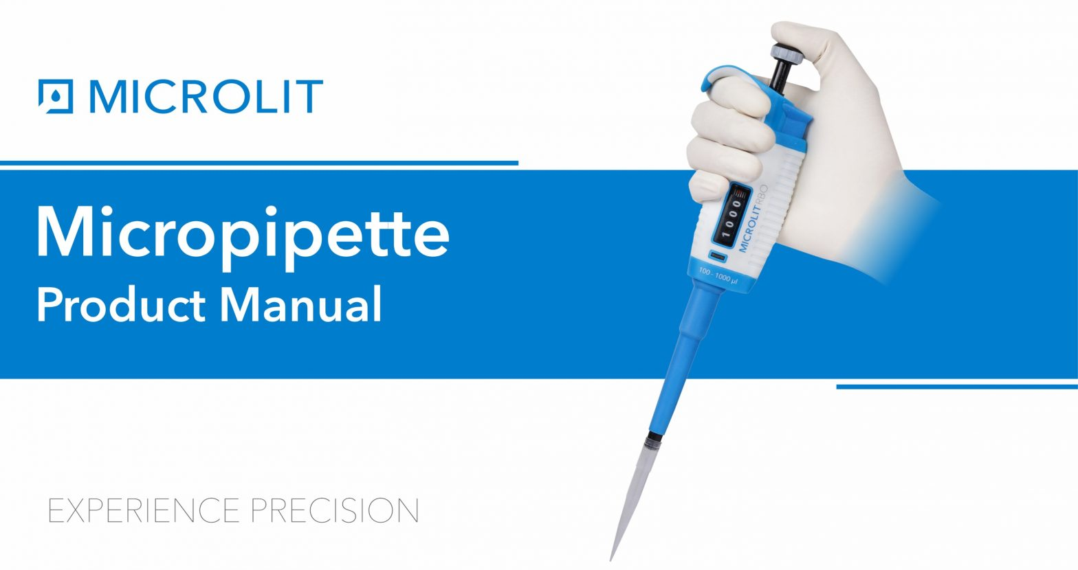 Micropipette Product manual