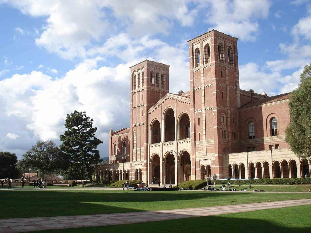 The University of California at Los Angeles