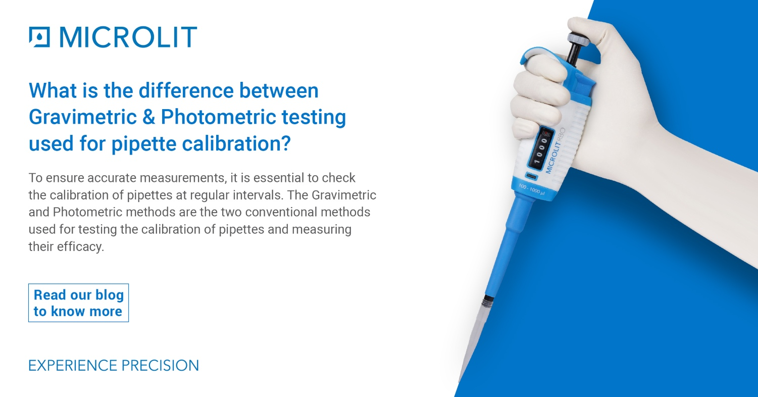 Difference Between Gravimetric and Photometric Testing